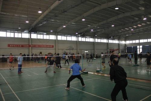 校果-北京化工大学紫竹动力羽毛球馆场馆租赁