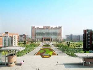 学校广场 中国计量大学