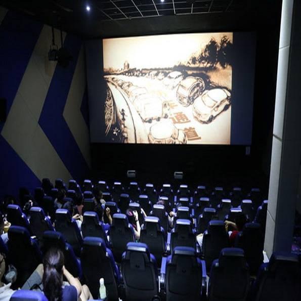 校果兰州大学榆中校园影院映前广告15秒(50场)流媒体多屏互动