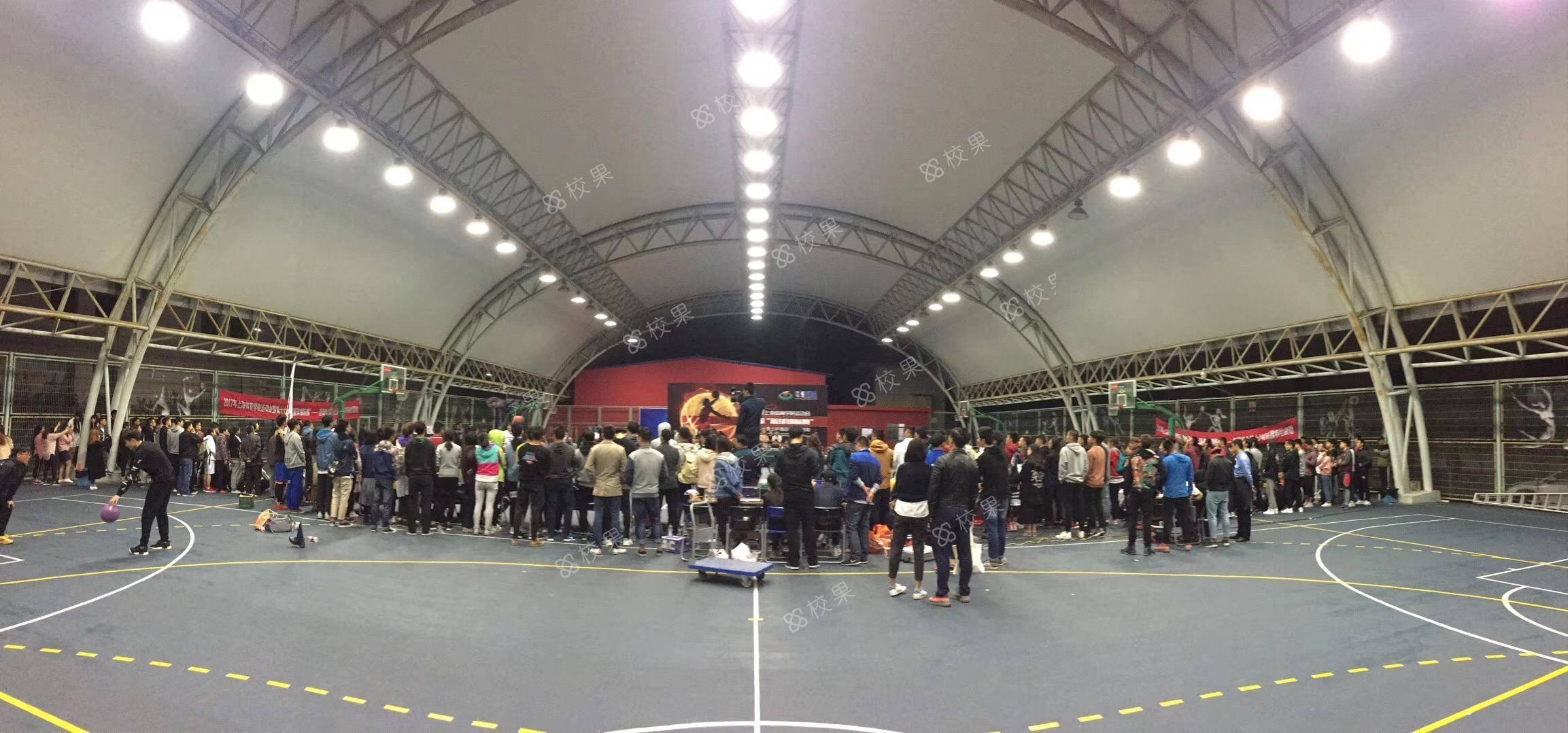 校果-上海体育学院户外运动场租赁--风雨操场