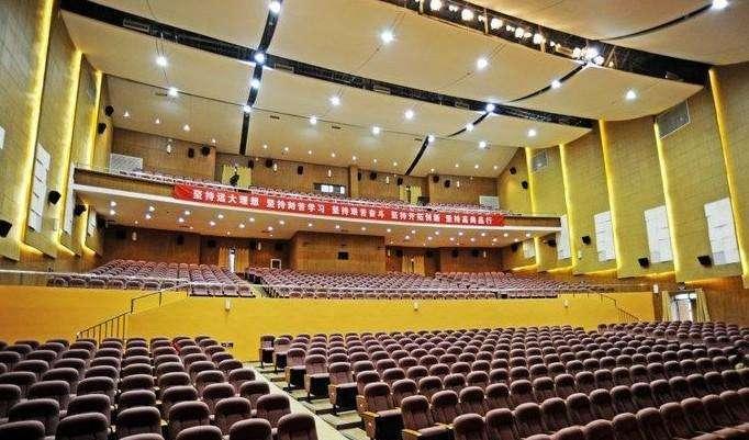 校果-天津工业大学艺缘活动中心礼堂场地租赁
