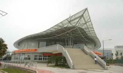 校果-华南师范大学体育馆场馆租赁