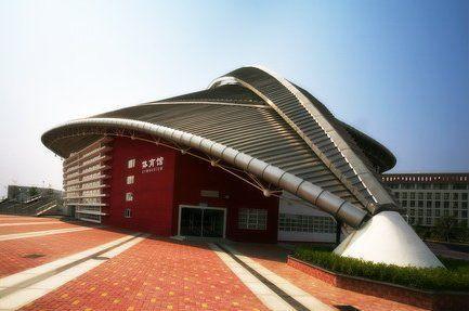 校果-广东外语外贸大学大学城校区体育馆场馆租赁