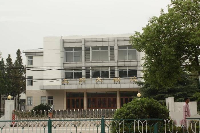 校果-上海师范大学报告厅礼堂--师大剧院租借, 校园推广