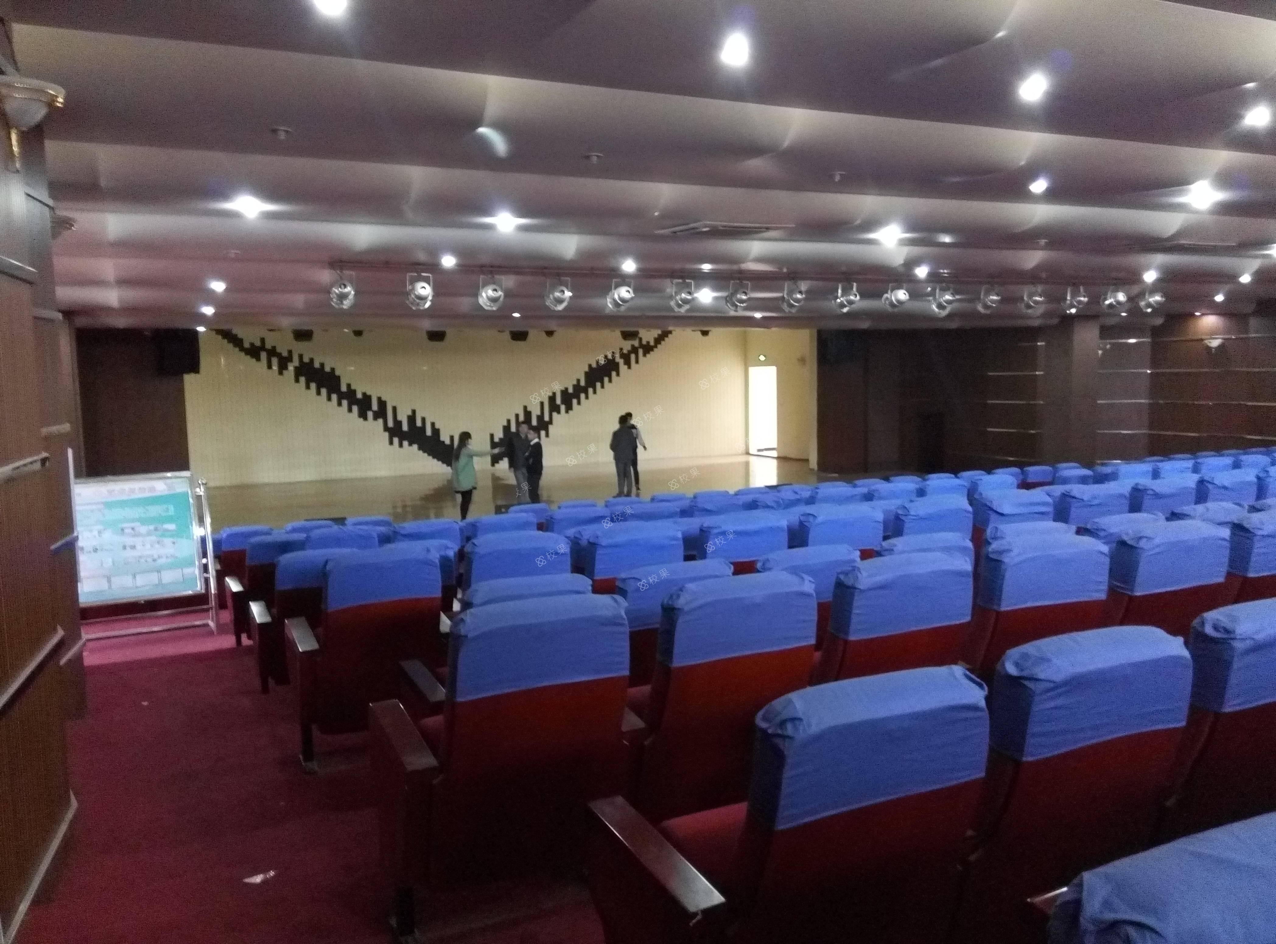 校果-郑州工业应用技术学院报告厅租赁