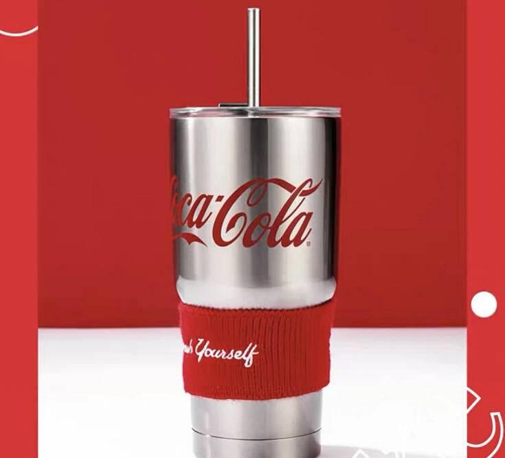 可口可乐出的杯子居然不能装碳酸饮料?