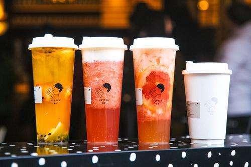 看喜茶是如何开创年轻化市场