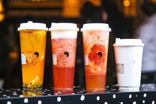 Z世代逐渐成为消费主力军,喜茶瞄准品牌传播