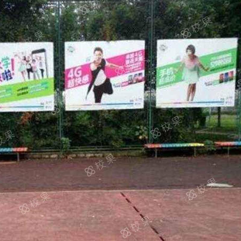 校果-重庆理工大学运动场围栏
