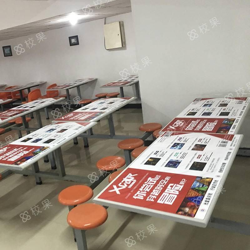 校园桌贴 西安电子科技大学-北校区