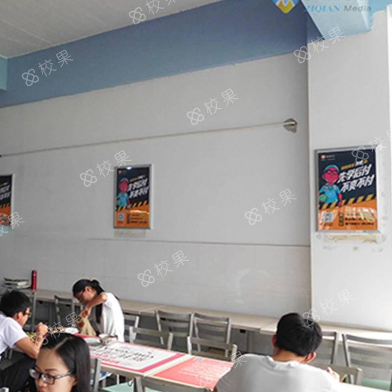 校果-武汉工程大学-武昌校区框架广告