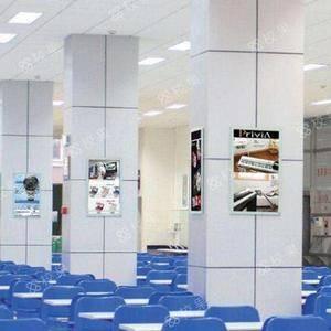 半价 框架广告 江西工业职业技术学院