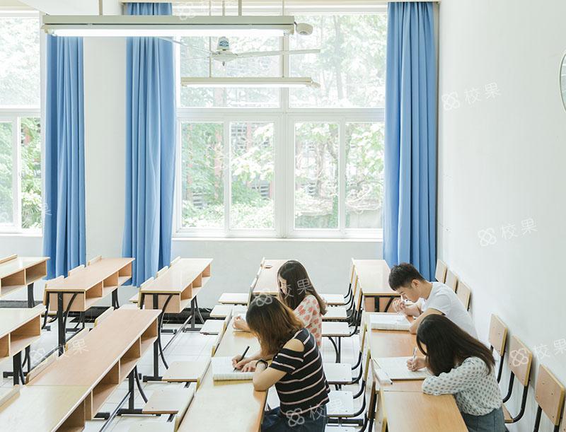教室 首都经济贸易大学