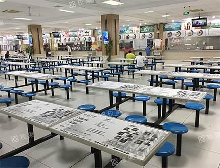 桌贴媒体-校园广告投放