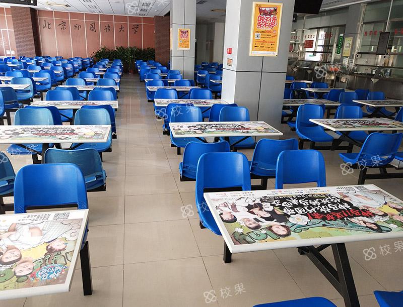 校园桌贴 外交学院-沙河校区