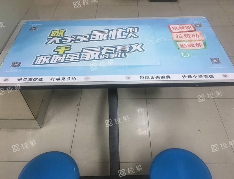 校园桌贴 郑州大学西亚斯国际学院-新郑校区